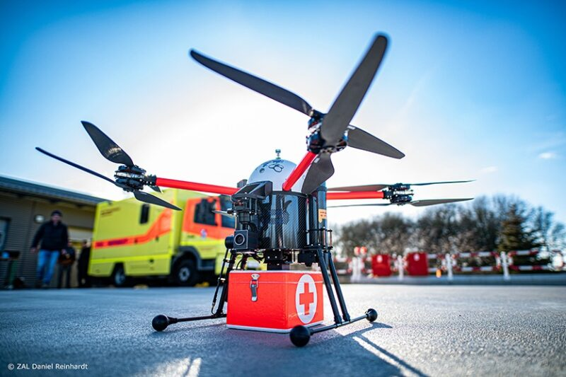Medifly drone